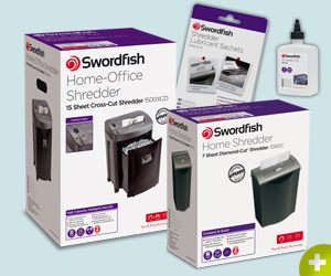 Swordfish Product Packaging