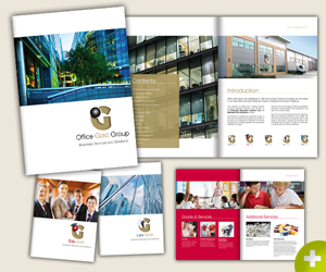 image of Office Gold brochures