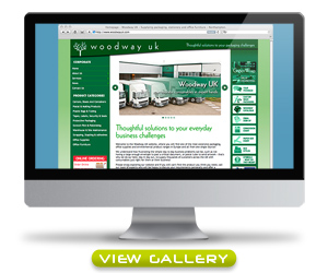 Click here to view screen grabs of the Woodway website